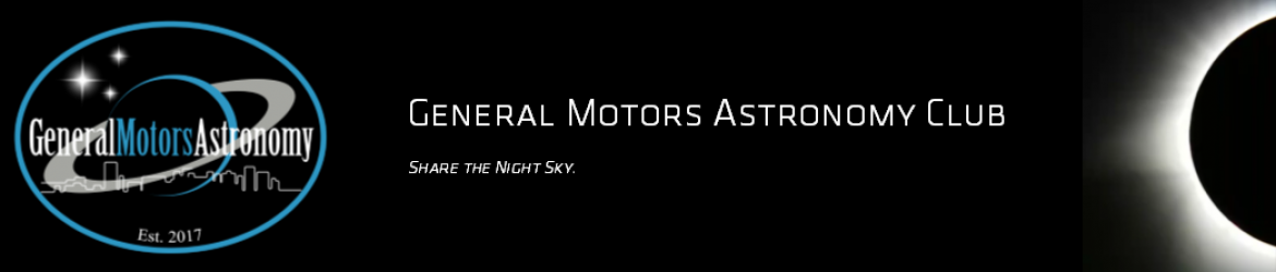 General Motors Astronomy Club