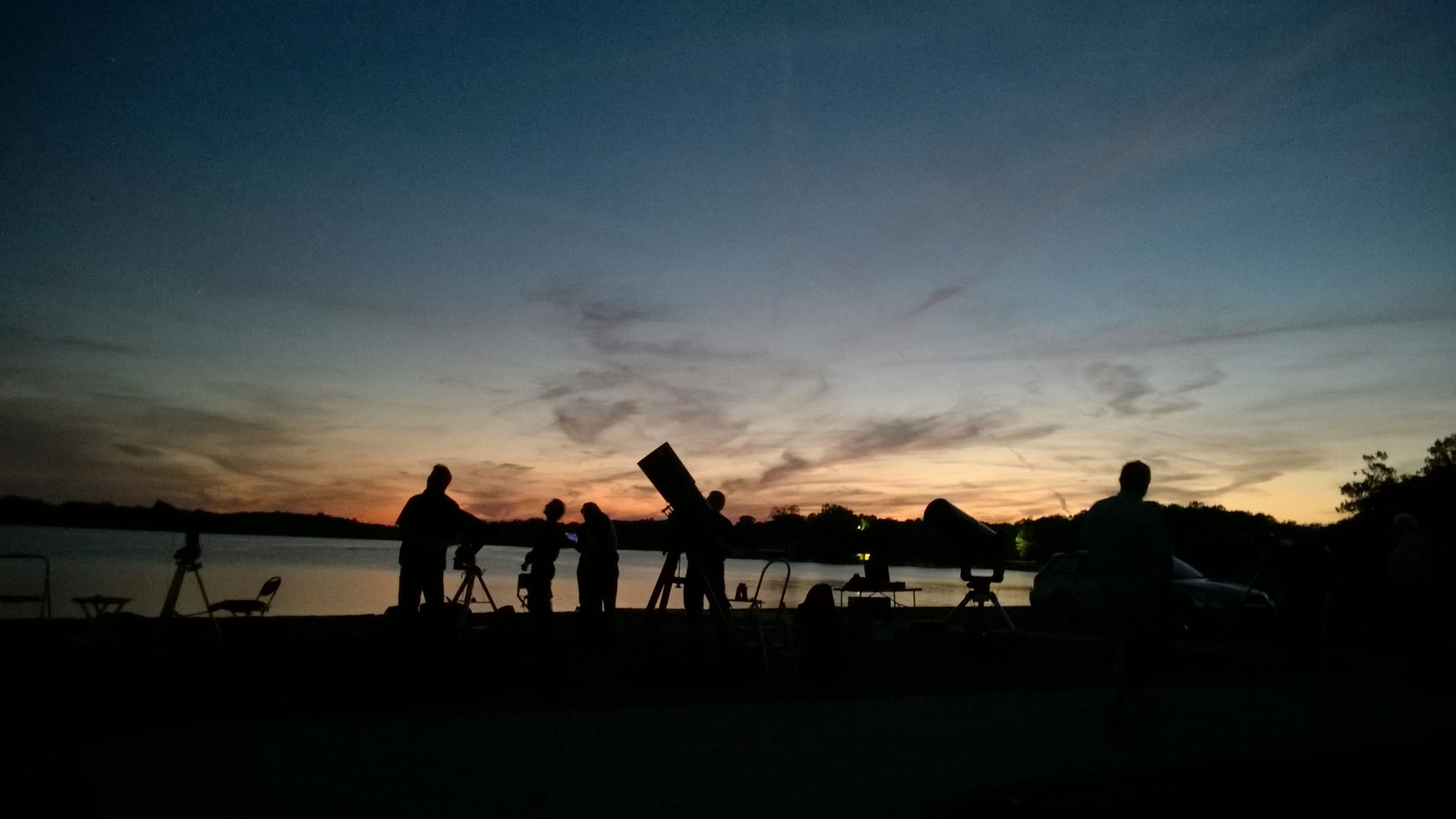 Astronomy at the Beach | General Motors Astronomy Club